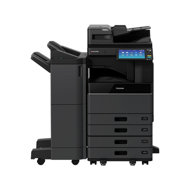 Toshiba e-STUDIO 4518A Black & White Multifunction Printer